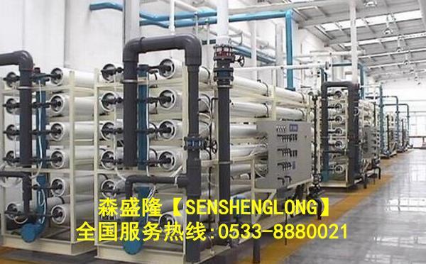 黑龙江伊春反渗透阻垢剂SS815【酸式】产品应用实例